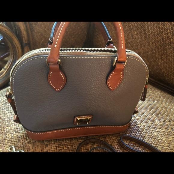 912604364 Dooney   Bourke Handbags - Dooney and Bourke Itsy Bitsy crossbody bag